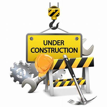 Construction Under Sign Vector Creative Tool Clipart