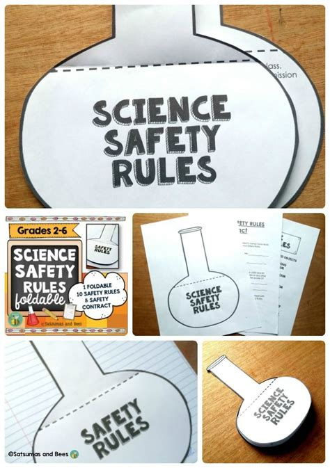 Best 25+ Science Safety Ideas On Pinterest  Science Safety Lessons, Science Lab Safety And Lab