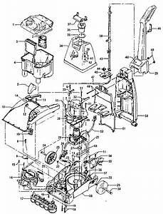 Rug Doctor Wide Track Parts