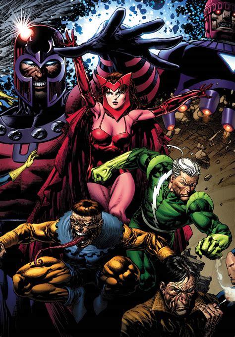 Brotherhood of Evil Mutants (Earth-616) - Marvel Comics ...