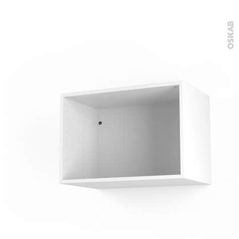 caisson cuisine haut caisson haut n 14 meuble de cuisine l60 x h41 x p35 cm