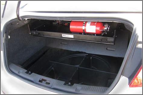 Car Trunk Storage Ideas