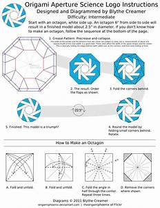 Aperture Science Origami By
