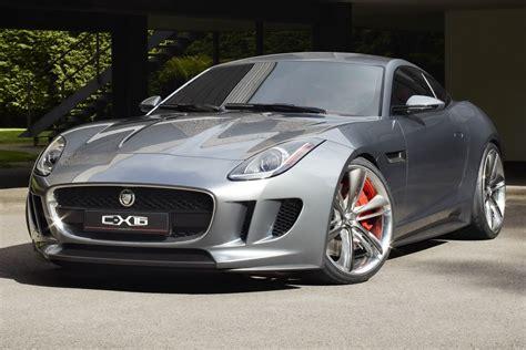 Jaguar C-X16 concept car - Dymee