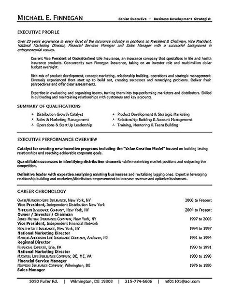 insurance coordinator resume exles 10 best images about resume exles on executive resume accounting manager and