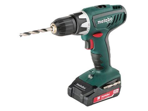 metabo bs  li  cordless drill driver   ah li ion