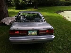 Find Used 1991 Toyota Camry Dlx Sedan 4
