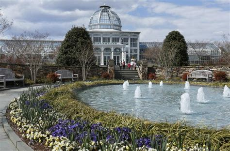 botanical gardens va lewis ginter botanical garden wins award richmond times