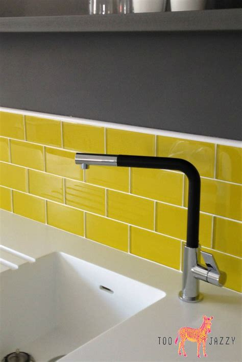 Badezimmer Fliesen Gelb by Best 25 Yellow Tile Bathrooms Ideas On Yellow
