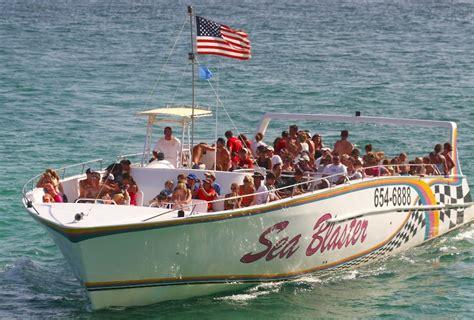 Destin Boat Tours by Destin Attractions Gulfarium The Track Big Kahunas