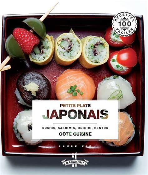 livre de cuisine japonaise 3 livres indispensables pour s initier à la cuisine