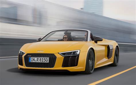 audi  spyder  wallpapers high quality resolution