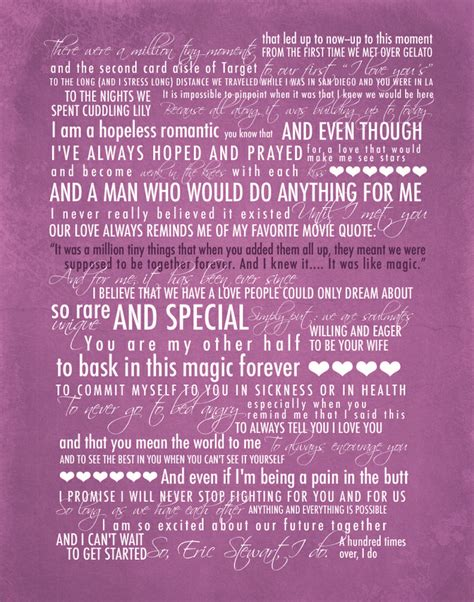 vows   husband   wedding day quotes