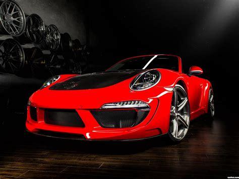 Fotos De Porsche Topcar 911 Carrera Stinger Cabriolet 991