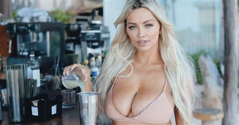 Watch Lindsey Pelas Make a Margarita For National ...