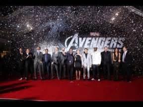 Marvel's The Avengers Red Carpet World Premiere Youtube