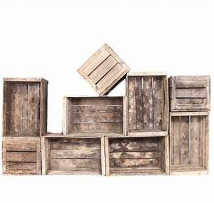 L Art De La Caisse : l 39 art de la caisse caisse en bois aux c t s carr s ~ Carolinahurricanesstore.com Idées de Décoration
