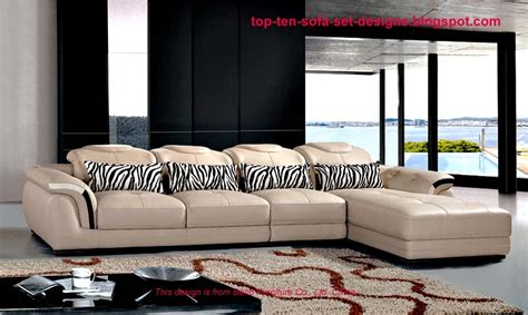 Sofa Set Designs by Top 10 Sofa Set Designs Top Ten Sofa Set Designs From China