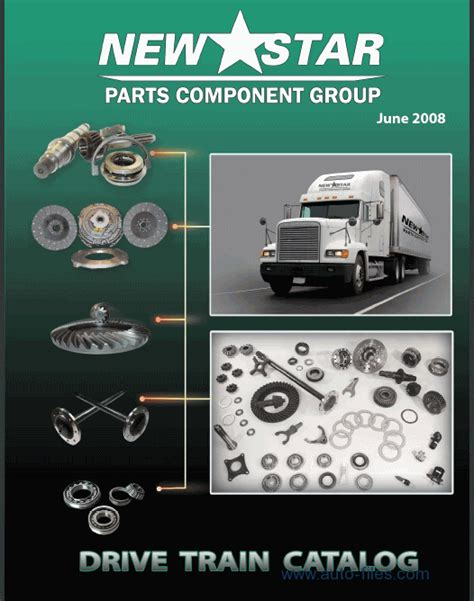 star parts component group