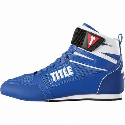 Boxing Box Title Star Shoes Elite Boots