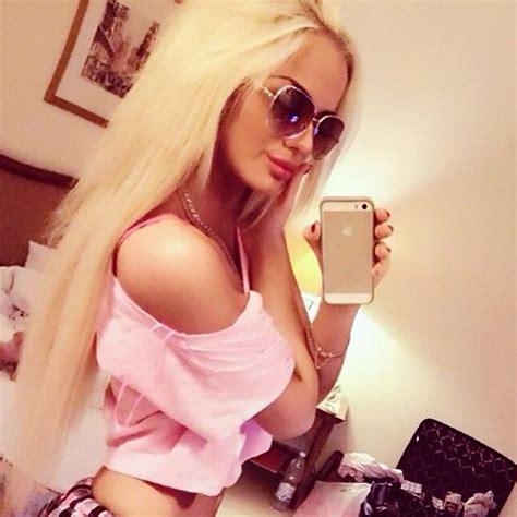 Satanic Barbie Doll Barbie Hair