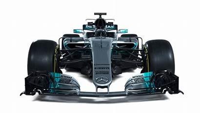 F1 Mercedes 4k Formula Amg W08 Eq