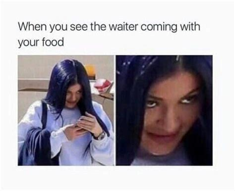 Kylie Jenner Memes - funny food and kylie jenner image lmao pinterest kylie jenner images funny food and kylie