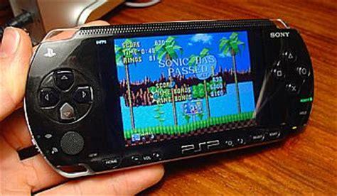 emulatori console speciale emulatori su sony psp retrogaming planet