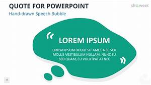 Text Features Powerpoint Powerpoint Templates For Quotes Showeet Com