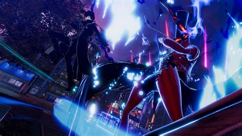 The phantom strikers in japan, and abbreviated to p5s. Persona 5 Strikers Comes West This February - Game Informer