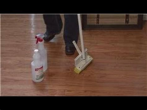 housekeeping tips    hardwood floors shiny