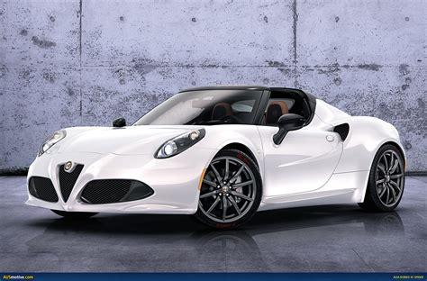 Ausmotivecom » Geneva 2014 Alfa Romeo 4c Spider