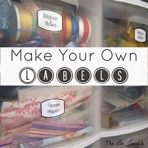 make your own labels With how to make your own labels for products