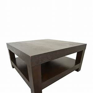 80 off west elm west elm coffee table tables for West elm coffee table sale