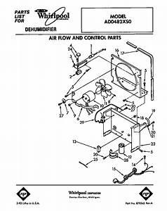 Whirlpool Dehumidifier Wiring Diagram