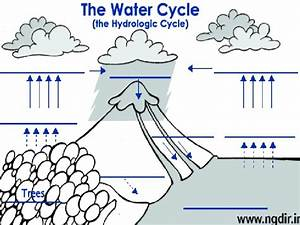 Water Cycle Diagram Worksheet To Label