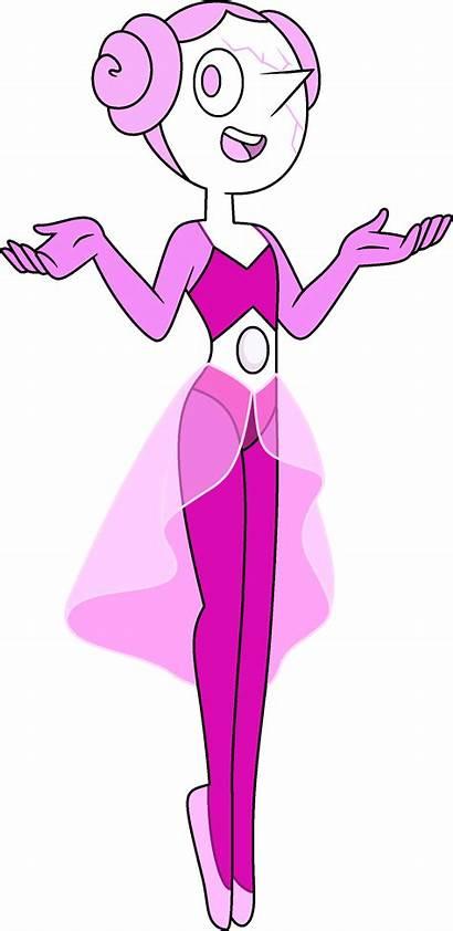 Steven Universe Pearl Rosa Perla Diamante Gem