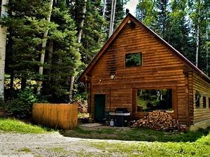 Cozy Cabin in the Woods at Columbine Lake just 1 Mile from ...