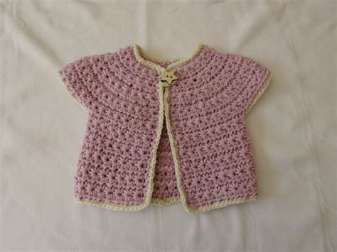 how to crochet a sweater how to crochet a chunky stitch baby cardigan