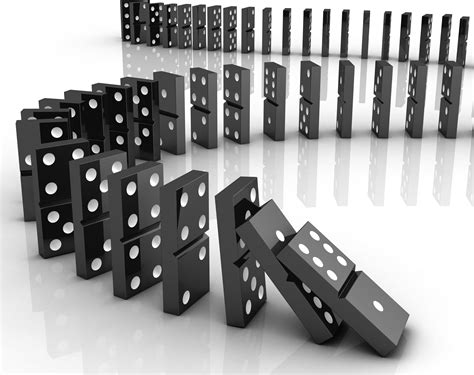 dominoes falling amac