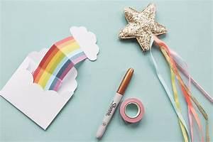 Einladungen Kindergeburtstag Selbst Gestalten : geburtstagseinladung kostenlos zum ausdrucken regenbogen party druckvorlagen ~ Markanthonyermac.com Haus und Dekorationen
