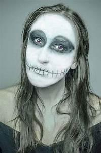 Schminken Zu Halloween : schminken zu halloween einfache schminkideen zu ~ Frokenaadalensverden.com Haus und Dekorationen