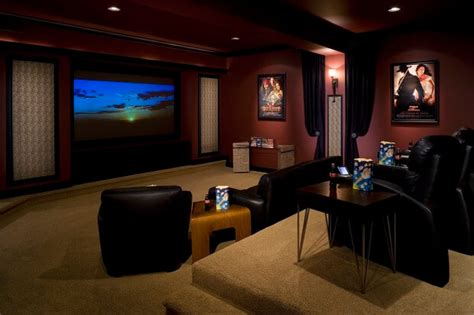 5 Musthaves For Creating The Ultimate Basement Home Theater
