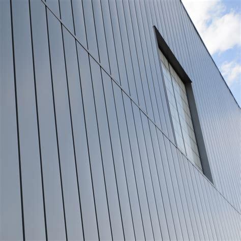 metal siding panels  exterior  interior walls