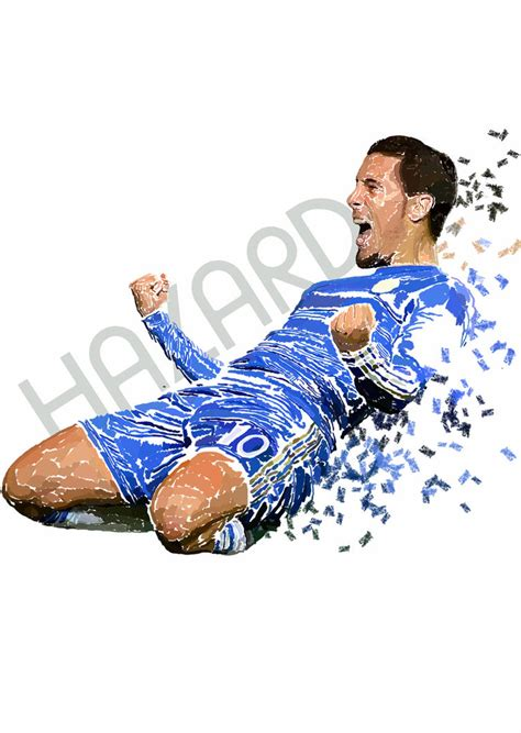 Eden hazard showed off his skills to the fans at the bernabeu, with his move to real madrid now signed and sealed. Eden Hazard #10 by Armaan8014 on DeviantArt