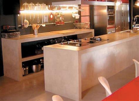 estilos de cocina  cemento alisado blog  arquitectura