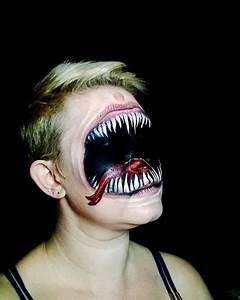 Scary Halloween Makeup Ideas - MagMent