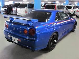 1999 Nissan Skyline R34 Gtr V-spec