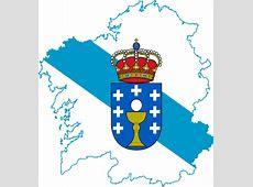 FileFlag map of Galiciasvg Wikimedia Commons