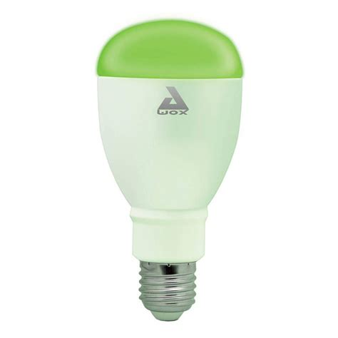 awox smartlight color 60w equivalent bluetooth enabled